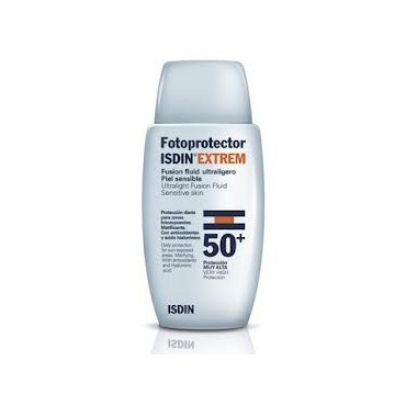 ISDIN FOTOPROTECTOR EXTREM SPF 50+ FUSION FLUID 50 ML