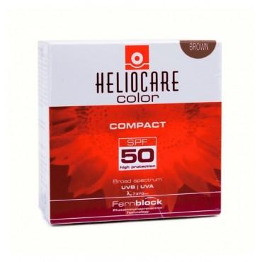 HELIOCARE COMPACTO SPF 50 BROWN 10 G