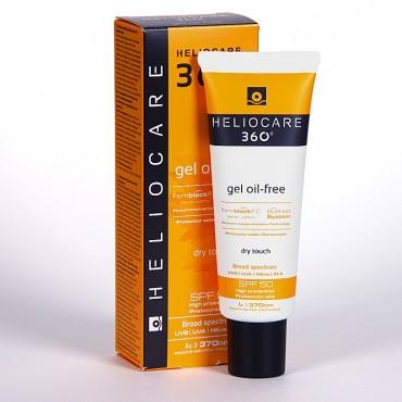 HELIOCARE 360 GEL OIL FREE SPF 50+ 50 ML