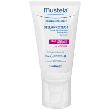 MUSTELA STELAPROTECT CREMA FACIAL 40ML