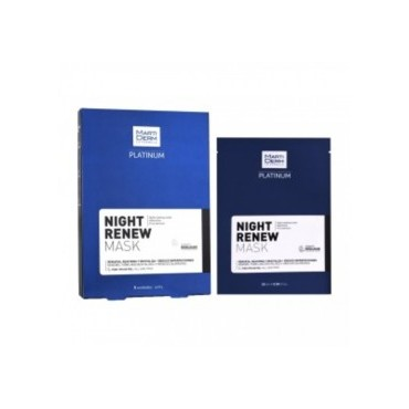 MARTIDERM NIGHT RENEW MASK 5UD