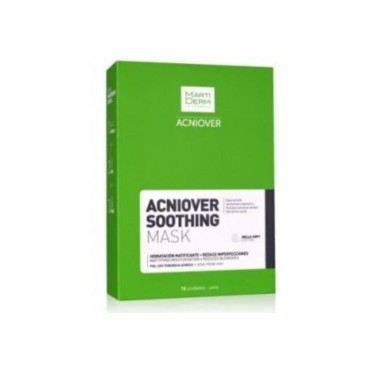 MARTIDERM ACNIOVER MASK 10UDS