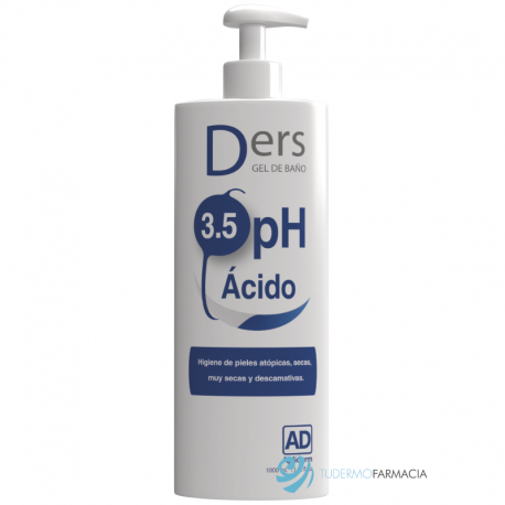 DERS GEL ÁCIDO pH 3,5 1000 ML