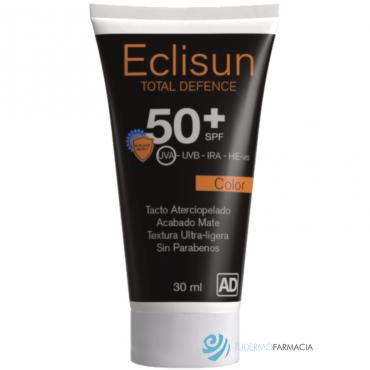 ECLISUN SPF 50+ FACIAL COLOR TOTAL DEFENCE 30 ML