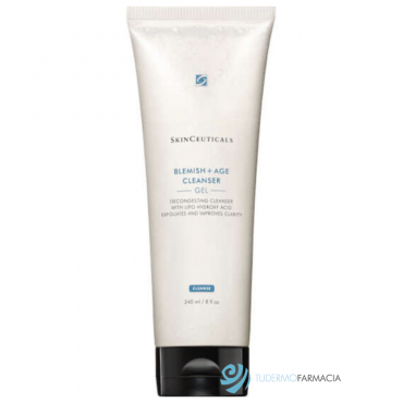 SKINCEUTICALS BLEMISH + AGE CLEANSER GEL 240 ML