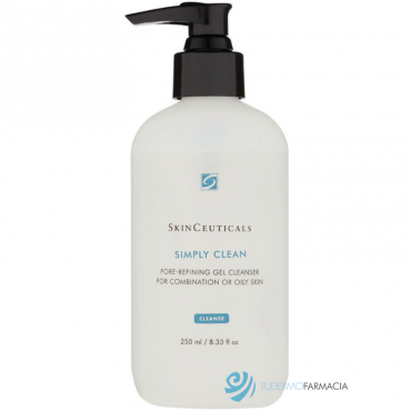 SKINCEUTICALS SIMPLY CLEAN GEL 250 ML
